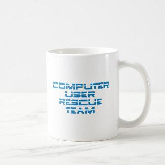 Computador User Rescue equipa Caneca De Café