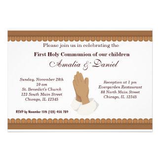 Comunhão santamente convites