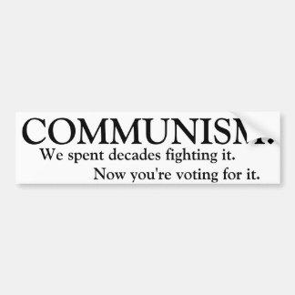Comunismo Adesivo Para Carro
