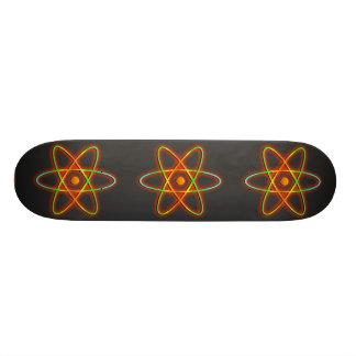 Conceito atômico shape de skate 18,7cm