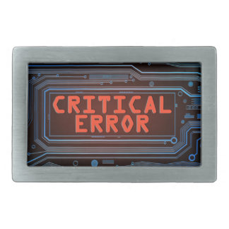 Conceito do erro crítico