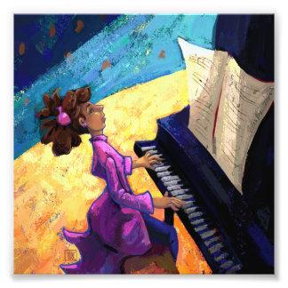 Concerto do piano foto arte