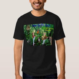 Concerto do safari de selva tshirts