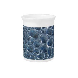 Condensação da garrafa de água jarros