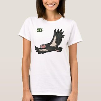 Condor de Califórnia Camiseta