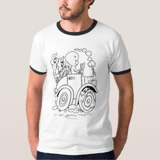 Condução de Casper Camiseta