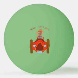 Condução feliz pelos Feliz Juul Empresa Bolinha Para Ping Pong