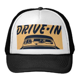 Conduza no chapéu do camionista boné