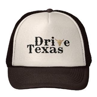 Conduza o chapéu de Texas Brown Boné