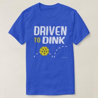"""""""Conduzido à camisa de Dink"""" Pickleball"""