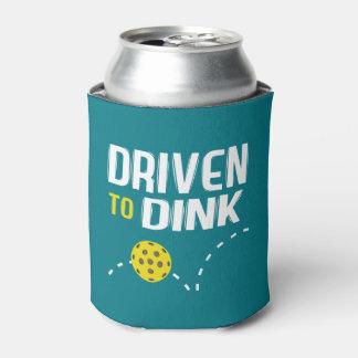 """""""Conduzido a Dink"""" Pickleball pode o refrigerador"""
