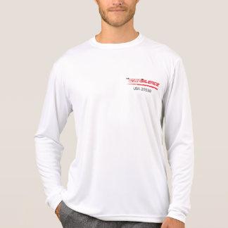 Cone de silêncio - a lápis desenho t-shirts
