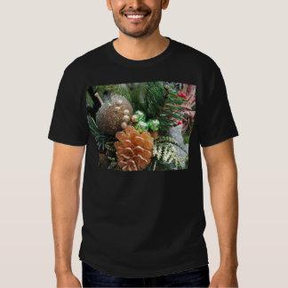 cone do pinho camisetas