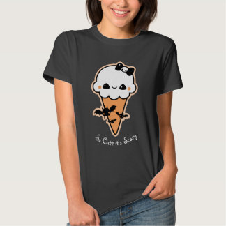 Cone do sorvete do Dia das Bruxas Tshirts