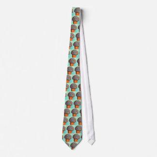 Cone do sorvete gravatas com fotos