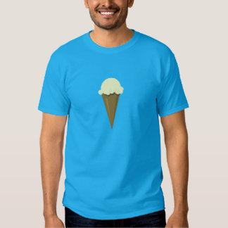 Cone do sorvete tshirt