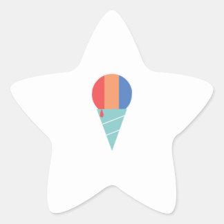 Cone listrado de Sno Adesito Estrela