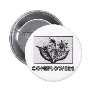Coneflowers Botons