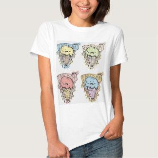 cones do enfado camisetas