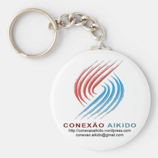 Conexão Aikido: Chaveiro