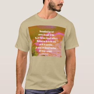 conexões camiseta