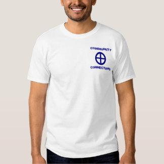 Conexões da comunidade tshirt