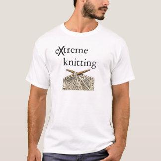Confecção de malhas extrema camiseta