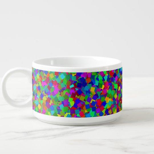 Confetes - coloridos chili bowl