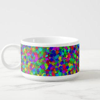 Confetes - coloridos tigela