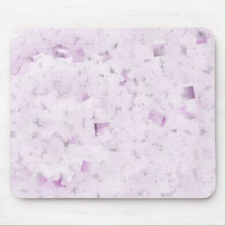 Confetes roxos Mousepad customizável