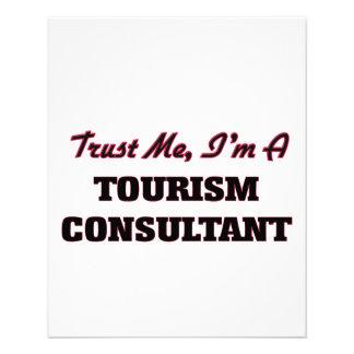 Confie que eu mim é um consultante do turismo