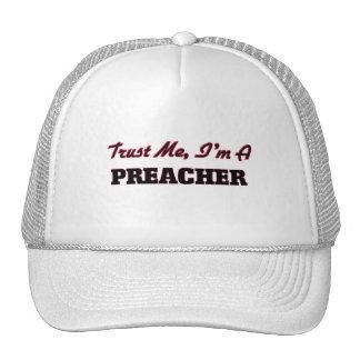 Confie que eu mim é um pregador boné