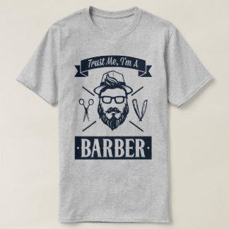 Confie que eu mim é um t-shirt engraçado do humor camiseta