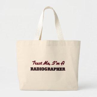 Confie que eu mim é um técnico de radiologia bolsas para compras