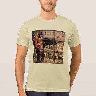 Confortável, estampa bonita e descolada. camiseta