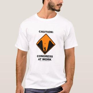 Congresso no trabalho camiseta