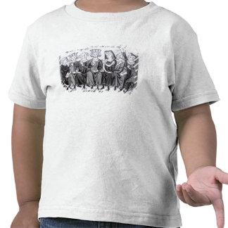 Congresso poético e musical camisetas