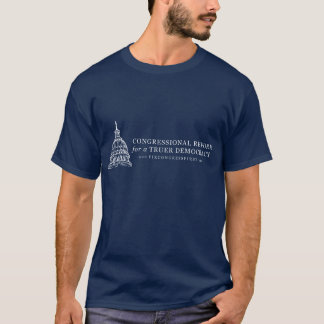 Congresso primeiro do reparo camiseta