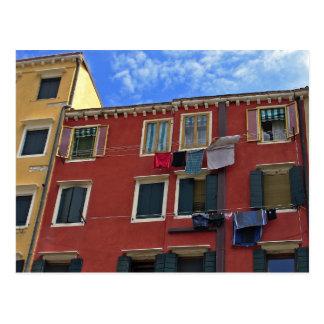 Conhecer o encanto cénico de Italia Cartão Postal