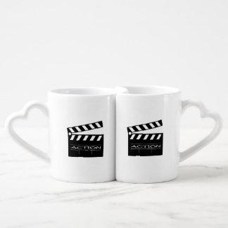 Conjunto De Caneca De Café Ação - filme