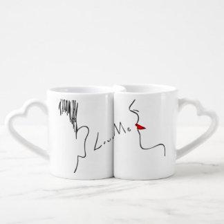 Conjunto De Caneca De Café Ame-me
