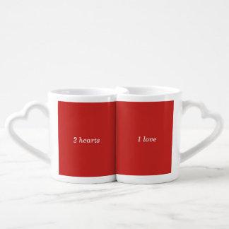 Conjunto De Caneca De Café Amor