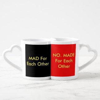 Conjunto De Caneca De Café Presente dos namorados para um casal