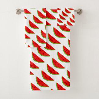 Conjunto De Toalhas Design da melancia