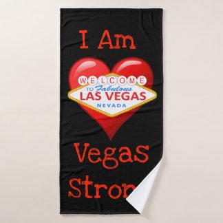 Conjunto De Toalhas Eu sou Vegas forte