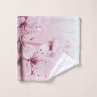 Conjunto De Toalhas Flor cor-de-rosa de Sakura