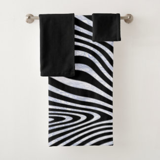 Conjunto De Toalhas Listras gelados da zebra