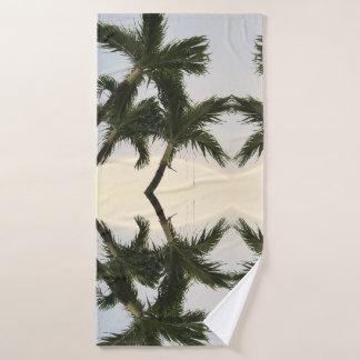 Conjunto De Toalhas Paraíso da palmeira