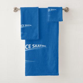 Conjunto De Toalhas Patinagem no gelo