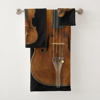 Conjunto De Toalhas Quinteto do violino de Stradivarius